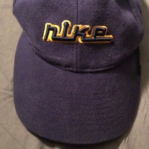 Small Nike athletic hat